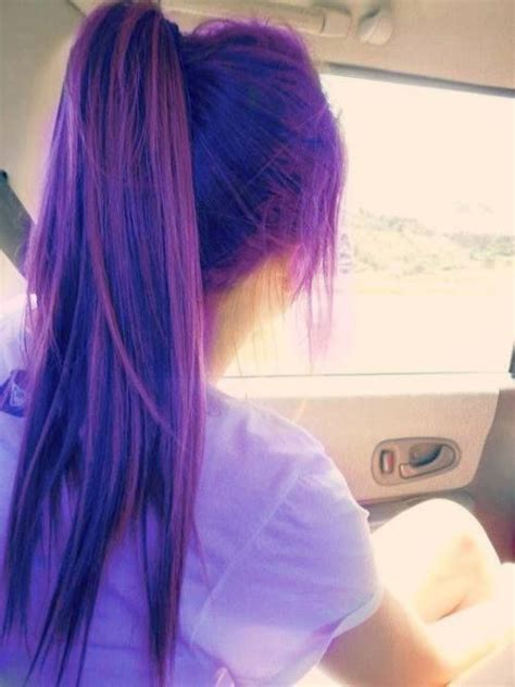 cool hair colors for girls tumblr colored hair hair