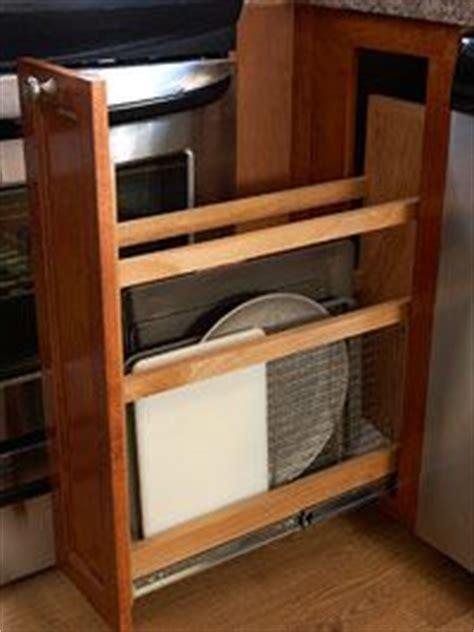 cookie sheet storage build   diy pinterest baking sheet stove  stainless steel