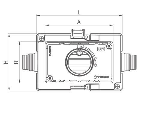 rubinetto gas incasso k2 0 rubinetto rubinetto di intercettazione gas da