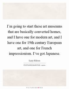 I'm going t... Contemporary Impressionists Quotes