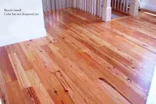 heart pine engineered wood flooring vintage engineered