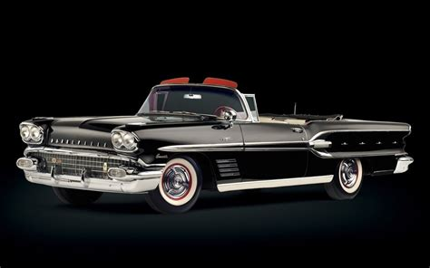 Classic Pontiac Wallpaper by Cars Vintage Pontiac Bonneville Wallpaper