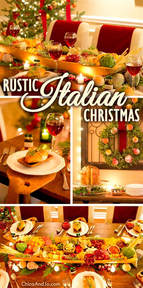 italian christmas table decorations rustic italian christmas table decorations chica and jo