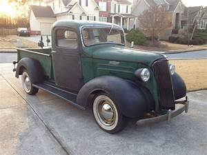1937 Chevy Pick Up Truck With A Lot Of Upgrades  Run Great