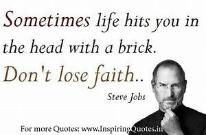 Steve Jobs Inspirational Thoughts, Pictures, Wallpapers ...