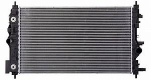 2016 Chevrolet Cruze Radiator By Csf  The Cooling Experts
