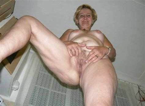 Old Gray Haired Granny Pussy Joker Sex Picture
