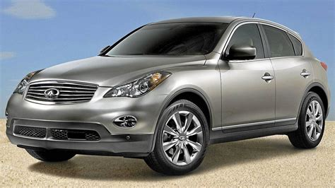 Infiniti EX35 is the real deal - The Globe and Mail