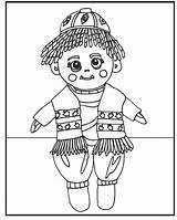 Coloring Elf Shelf Sheets Sheet Boy sketch template