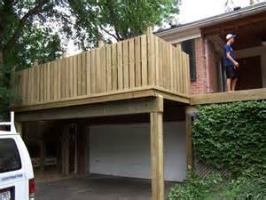 deck handrail designs cincinnati lou vaughn remodeling