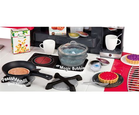 smoby cuisine tefal chef deluxe kitchen kitchens and