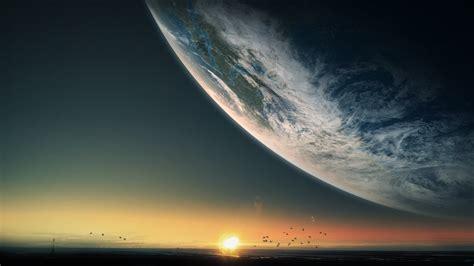 Planet 4k Ultra Hd Wallpaper [3840x2160]