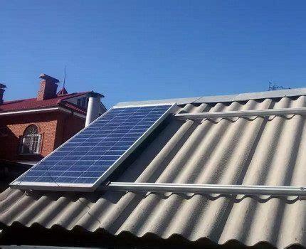 Конструкция устройства для слежения за солнцем с использованием солнечных батарей