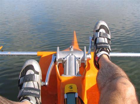 Kayak Boats Foot Pedal by Diy Pedal Powered Kayak Cerca Con Kayaking