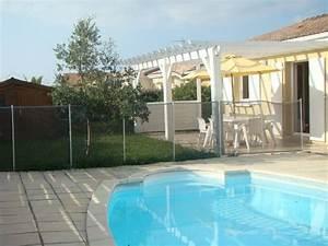 Location Maison Bayonne : maison t4 avec jardin et piscine s curis e proche de biarritz et bayonne et la c te landaise ~ Nature-et-papiers.com Idées de Décoration