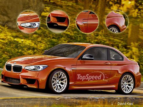 bmw m2 coupe will go into production in late 2015 news