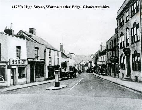c1950s Wotton-under-edge, Gloucestershire ...
