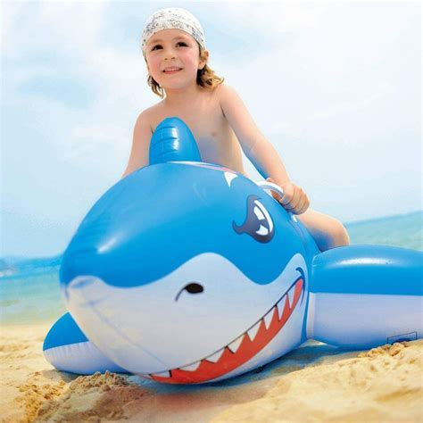 Inflatable Lilo Air Mat Bed Lounger Swimming Pool Float