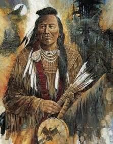 Native American Indian Art Prints