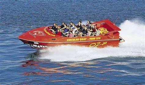 Jet Boat Circular Quay by Oz Jet Boating Circular Quay Image Gallery