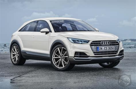 2019 Audi Crossover audi confirms q4 coupe crossover in 2019 autospies auto news