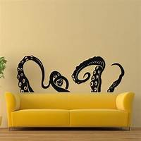 perfect octopus wall decals Perfect Octopus Wall Decals - Home Design #943