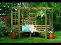 garden trellis plans Garden Trellises | Garden Trellis Design Plans - YouTube
