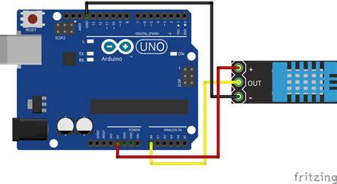 dht temperature  humidity sensor