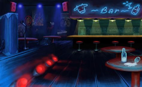 background milk bar scene  sukiwukidookie  newgrounds