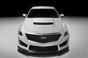 2016 Cadillac CTS-V Is The Best Hot Sedan In Market