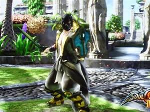 Soul Calibur IV: Hephaestus by goliath6711 on DeviantArt