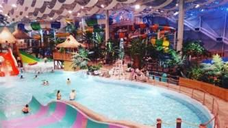Biggest Indoor Water Park in USA