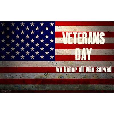 Happy Veterans Day!D'Artagnan
