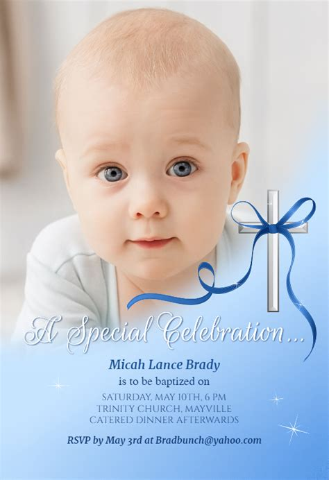 baby special celebration baptism christening