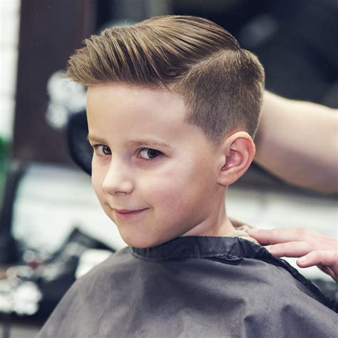 Kid Boy Hairstyles by 90 Cool Haircuts For For 2019