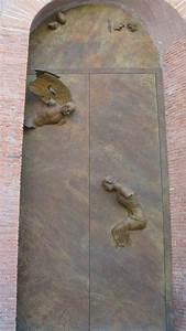 Michaelangelo, Remember, Seeing, This, Beautiful, And, Unique, Door, Walking, Around, Rome