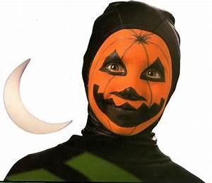 Maquillage Halloween Enfant Facile : avec pitchoun maquillage halloween belle citrouille ~ Nature-et-papiers.com Idées de Décoration