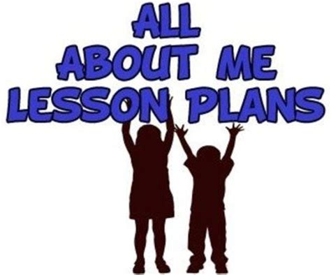 all about me lesson plans for preschool all about me preschool lesson plans amp kindergarten theme 669