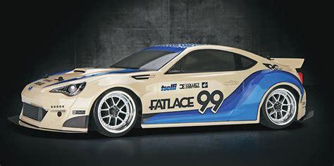 subaru brz drift hpi adds subaru brz to rs4 sport 3 drift lineup rc car
