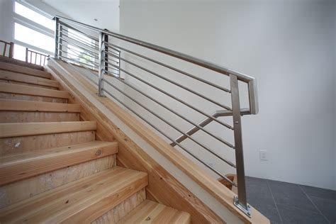 interior stair railing press media agsstainless