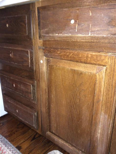 non toxic kitchen cabinets 9012140 05 before and after mirawood refinishing non 3553