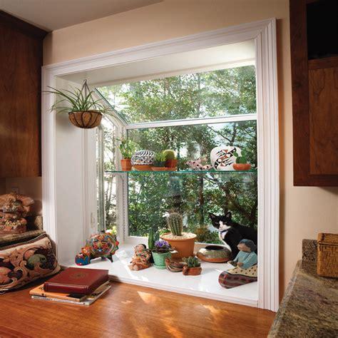 Series 2050 Dp50rated Garden Window  Ventana Usa