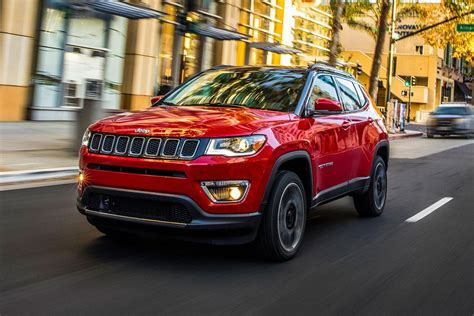 2019 Jeep Compass Adds Styling Packs, More Features Roadshow