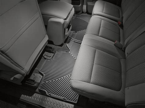 Weathertech Floor Mats 2010 F150 by Weathertech All Weather Floor Mats Ford F 150 Extended