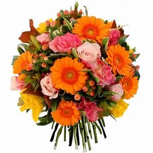 Bouquet Pas Cher : livraison fleurs bouquet de fleurs cocktail floraclic ~ Melissatoandfro.com Idées de Décoration