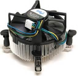 Intel CPU Cooler Box Fan