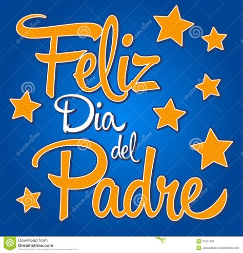 feliz  de padre spanish text happy fathers day royalty