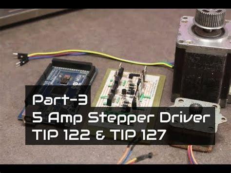 Amp Stepper Motor Driver Part