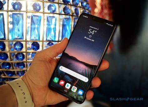 lg g8 thinq palm reading android adopts smarter sensors slashgear