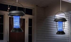 Lampe Anti Insecte : lampe anti insectes 2en1 groupon shopping ~ Melissatoandfro.com Idées de Décoration